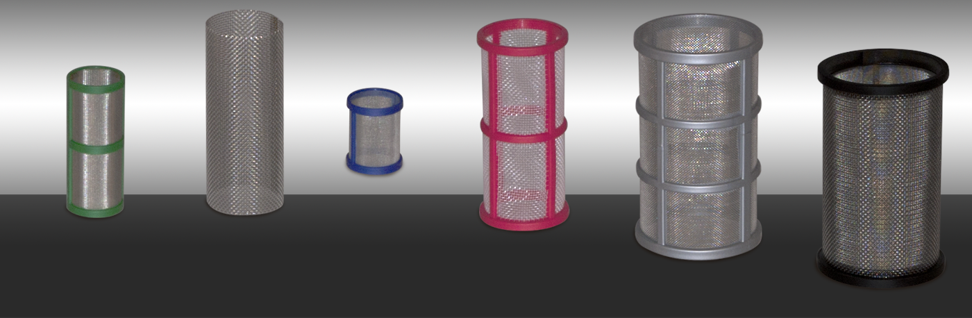 3//8 Male NPT in-Line Strainer with 50 mesh Stainless Steel Filter Screen